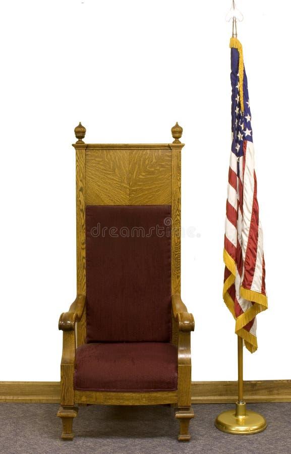 Download Stary nas krzesła bandery obraz stock. Obraz złożonej z lider - 41909