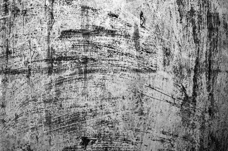 Stary ośniedziały metal textured tło zdjęcie stock