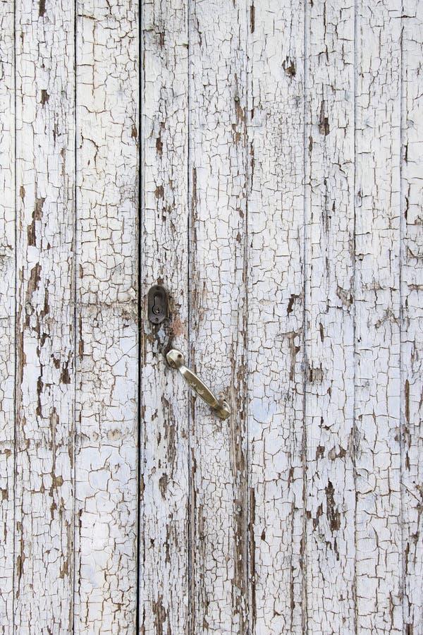 Stary odłupany drewno zdjęcia royalty free