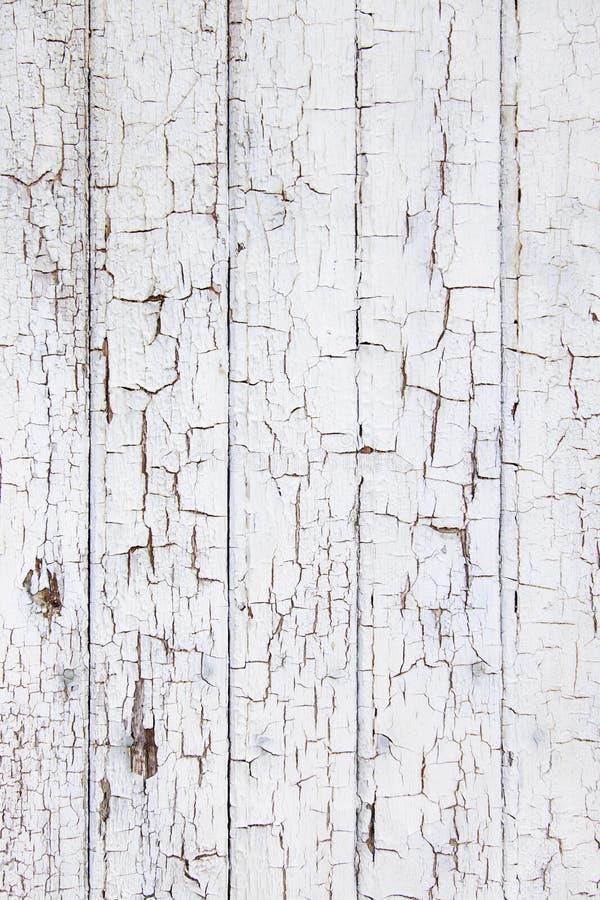 Stary odłupany drewno obraz royalty free