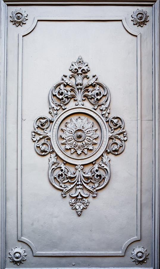Stary ornament obrazy royalty free