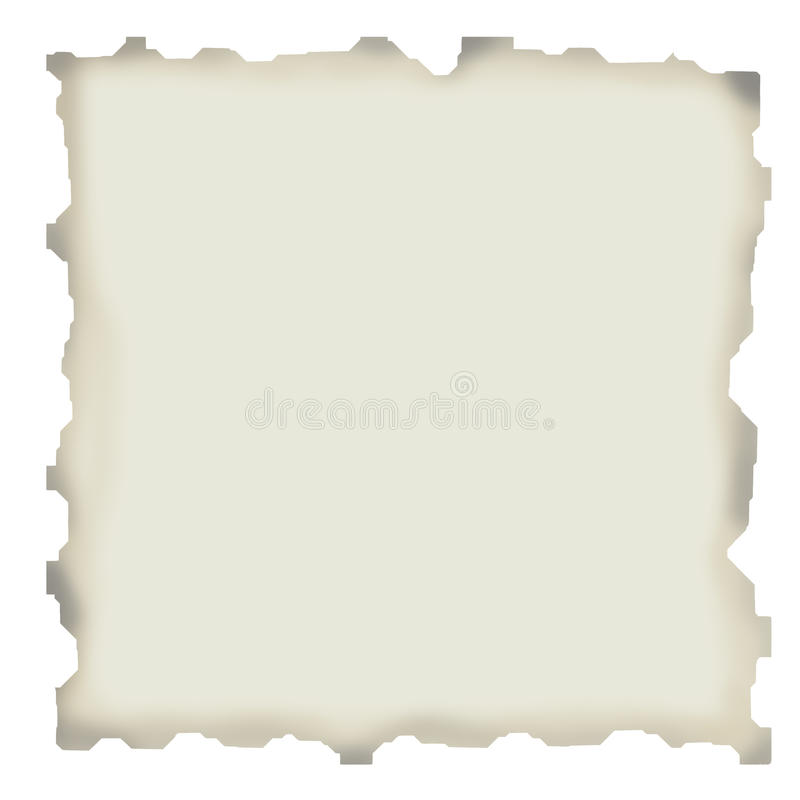 Download Stary papier ilustracji. Ilustracja złożonej z ośniedziały - 13327304