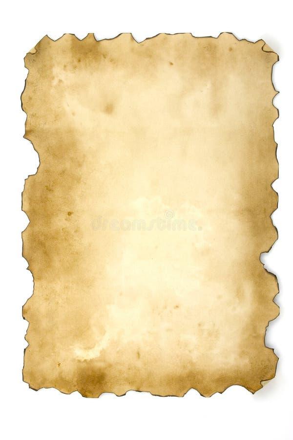 stary papier zdjęcie royalty free