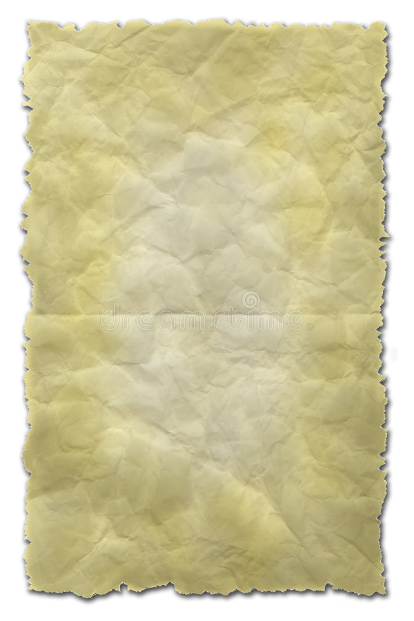 stary papier royalty ilustracja