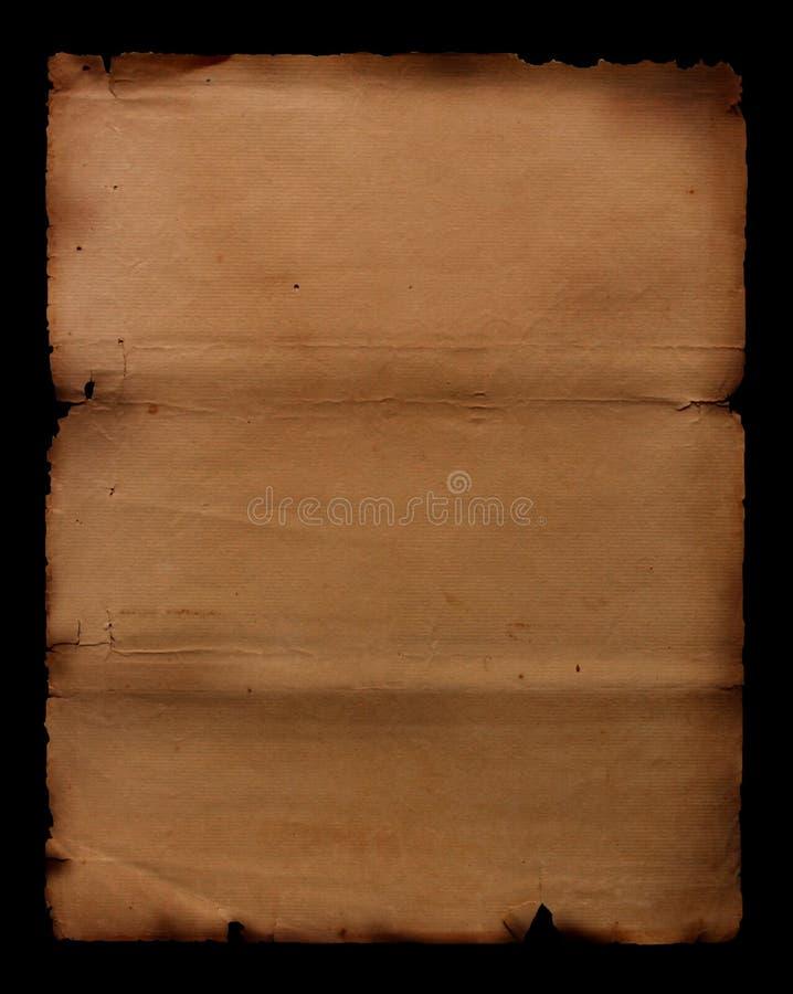 stary papier obraz royalty free