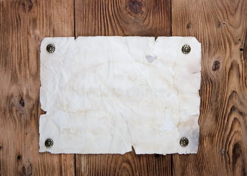 stary papier halsujący zdjęcia stock