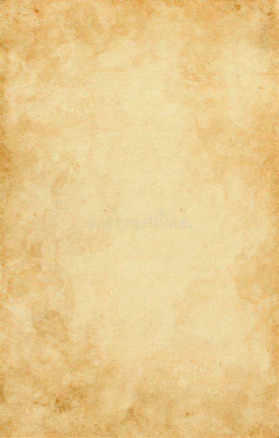 stary papier oznaczane ilustracja wektor
