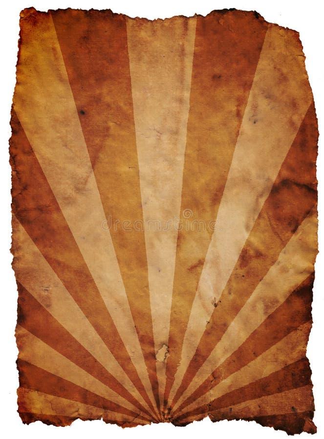 stary papier projektu zdjęcia royalty free