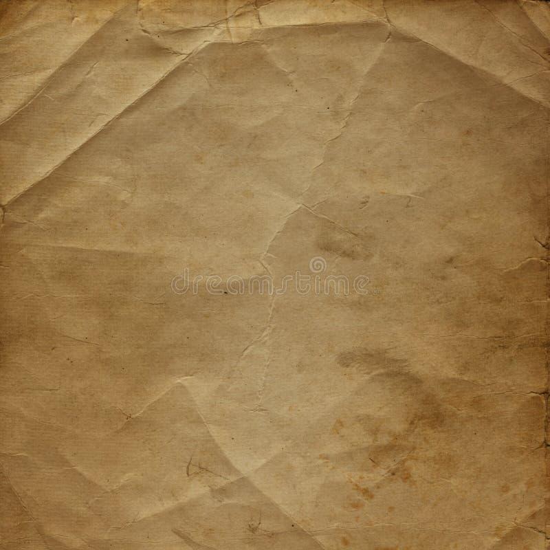 Stary papier w grunge stylu obraz stock