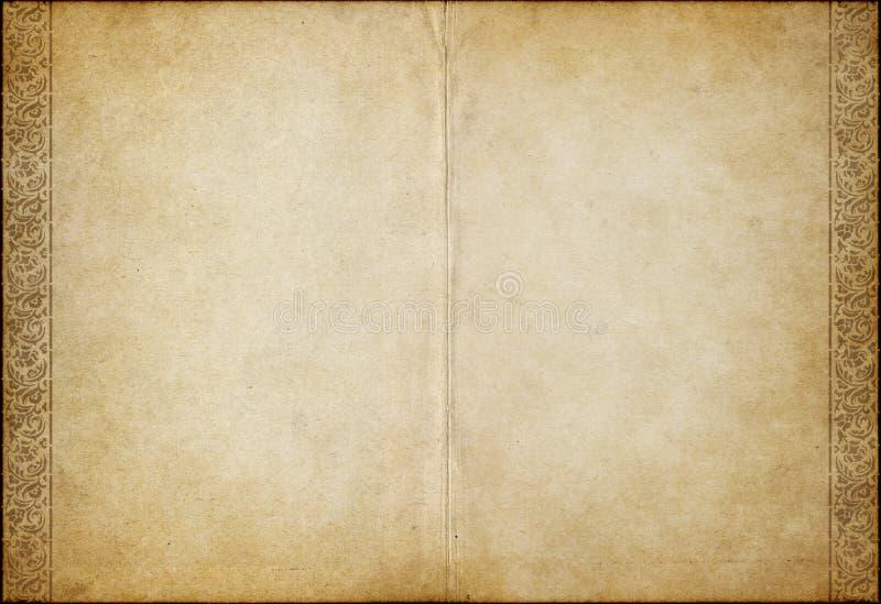 stary papierowy pergamin obraz royalty free