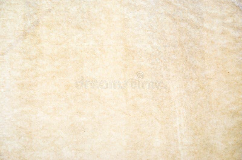 Stary papierowy tekstury tło zdjęcie royalty free