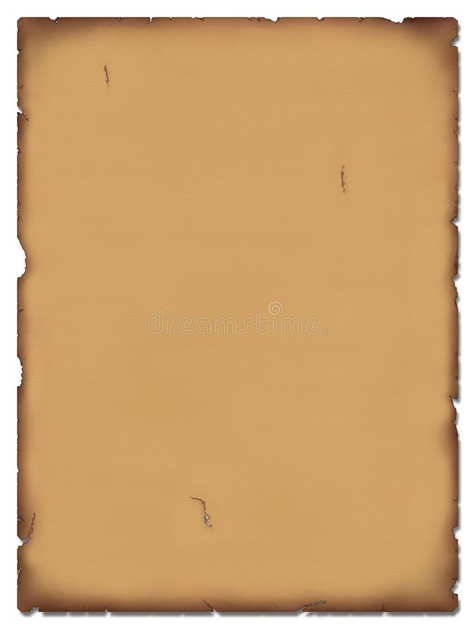 stary papirus zdjęcia royalty free