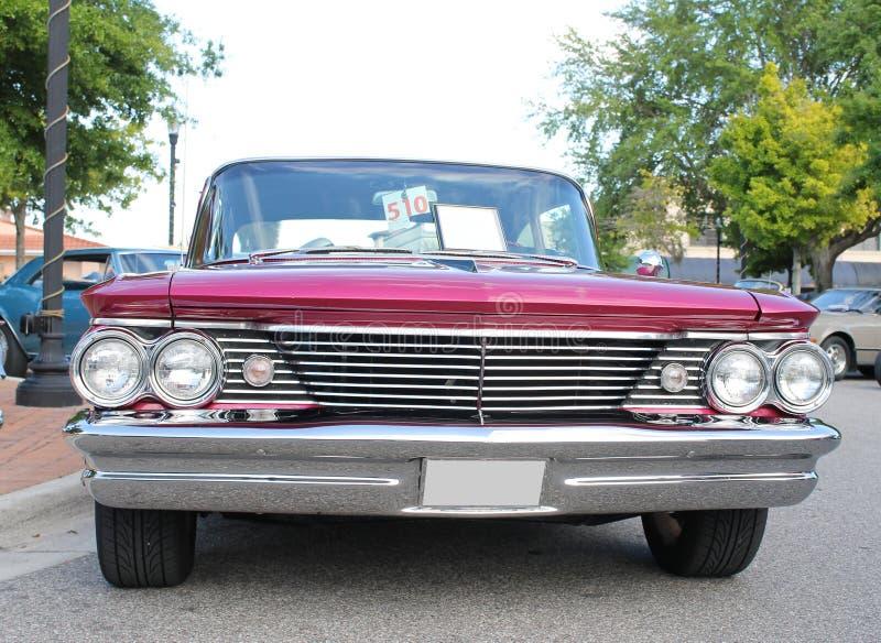 Stary Pontiac Catalina samochód obrazy stock