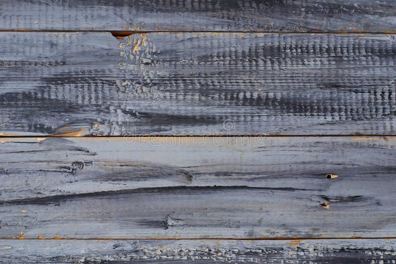 Stary popielaty drewniany tło zdjęcia royalty free