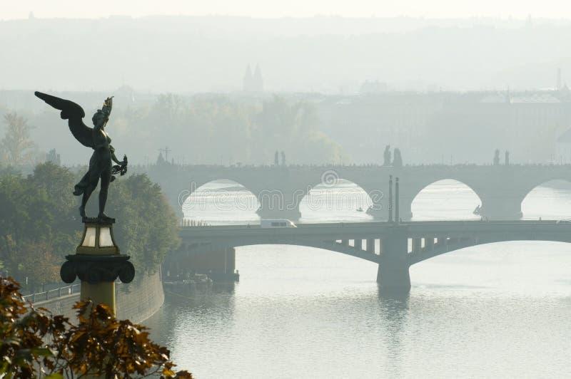 Stary Praga fotografia stock
