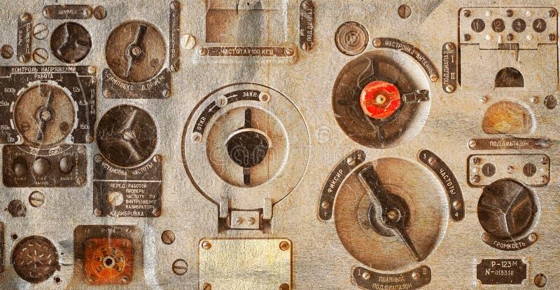 Download Stary radiostation ilustracji. Ilustracja złożonej z radio - 28961247