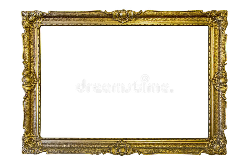 stary ramowy zdjęcia stock