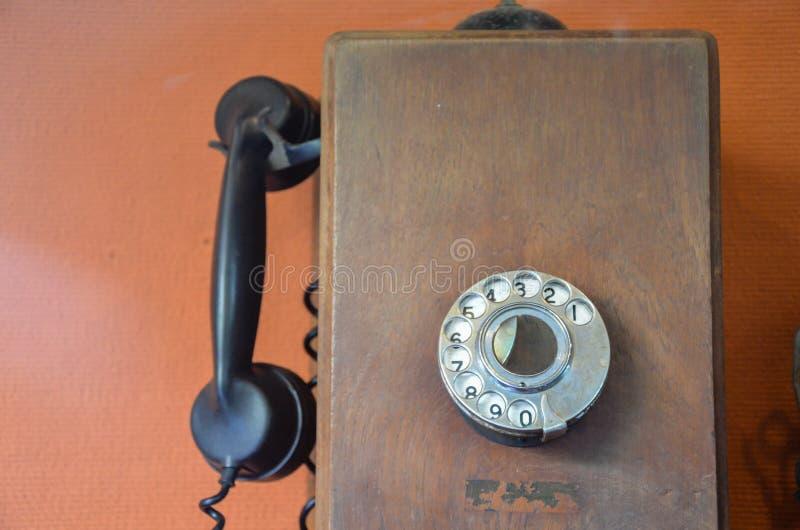 Stary Retro rocznik faszeruje od 1960's fotografia stock