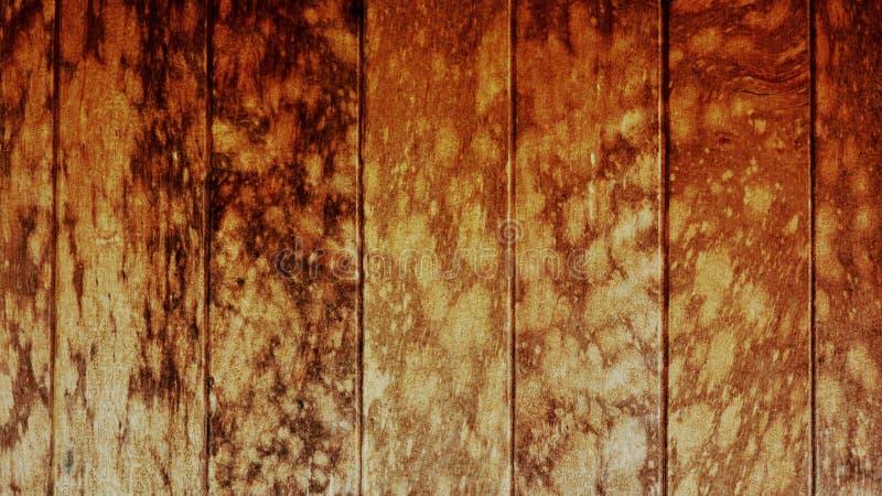 Stary rocznika drewno kasetonuje tło fotografia stock