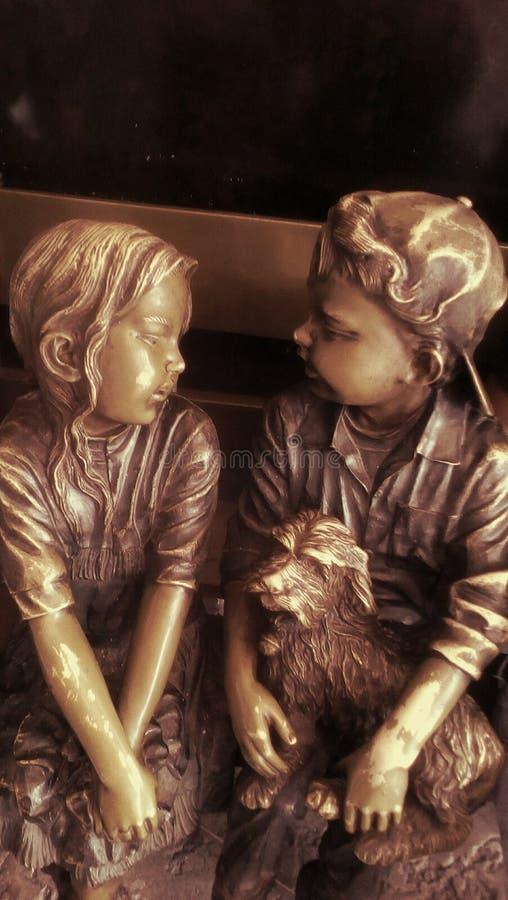 Stary rzeźba ornament fotografia royalty free