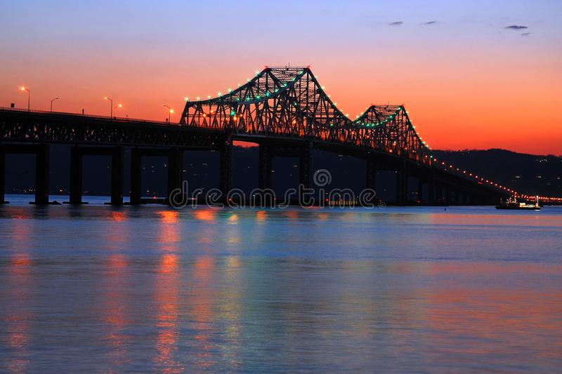 Stary Tappan Zee most obrazy stock