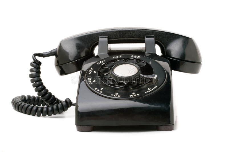 stary telefoniczny rocznik zdjęcie stock
