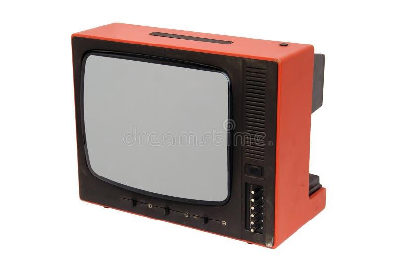 stary telewizor zdjęcie royalty free