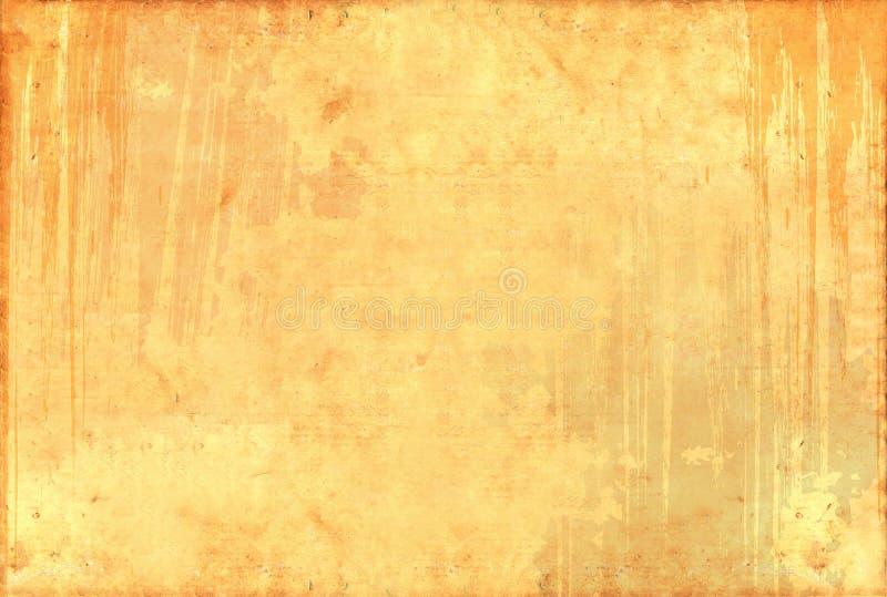 stary textured poziomy otoczenia ilustracja wektor