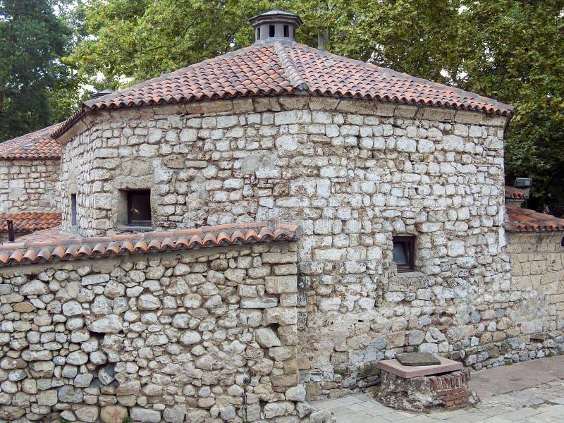 Stary turecki skąpanie, sokobanja, Serbia fotografia stock