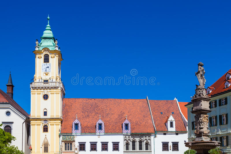 Download Bratislava, Słowacka Republika Obraz Royalty Free - Obraz: 29858326