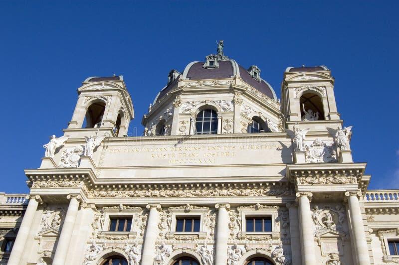 stary Vienna w muzeum obraz stock