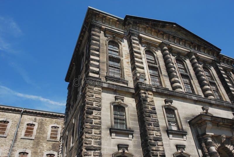 Stary więzienie zdjęcie royalty free