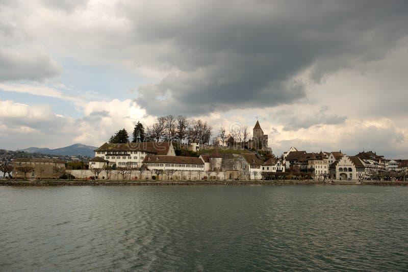 stary wioski nabrzeża świat fotografia royalty free