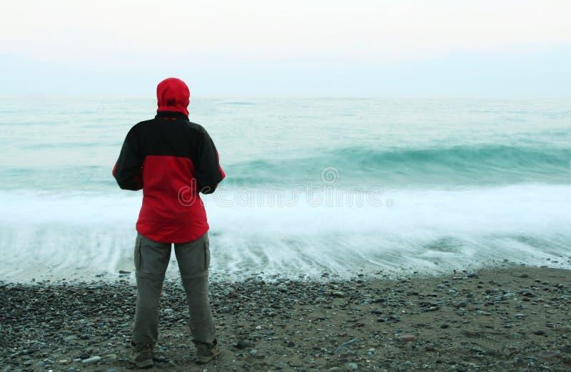 stary wybrzeże morza obrazy stock