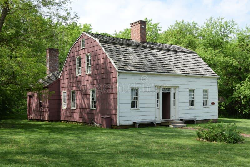 Stary Wznawiający dom obrazy royalty free