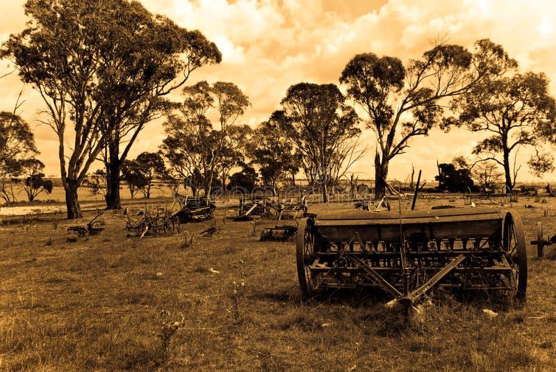 stary z gospodarstw rolnych zdjęcie royalty free