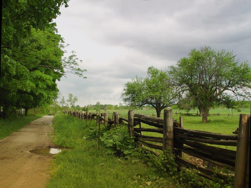 stary z gospodarstw rolnych zdjęcia stock
