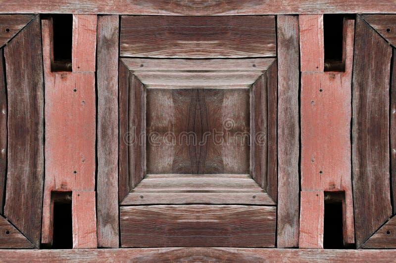 stary zespół drewna fotografia stock