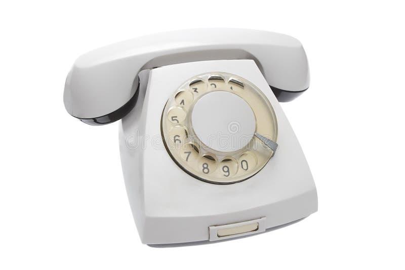 stary zestaw telefon obraz royalty free