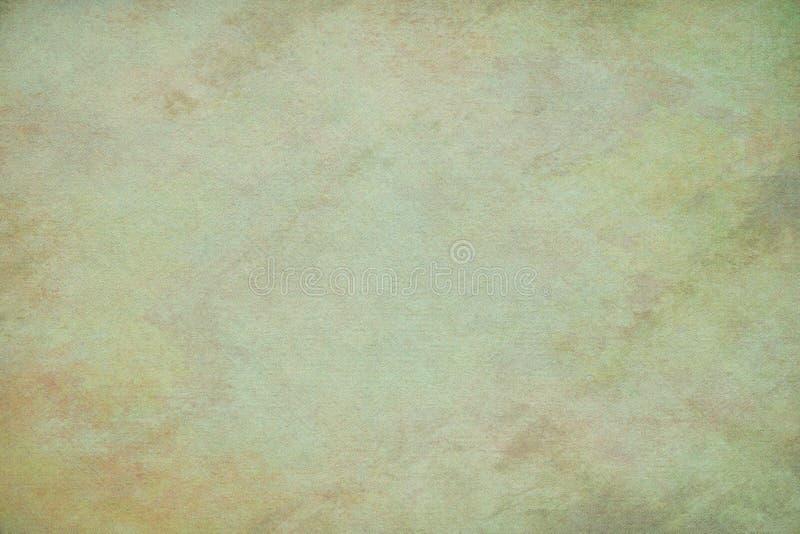 Stary zielonego papieru tło zdjęcie royalty free
