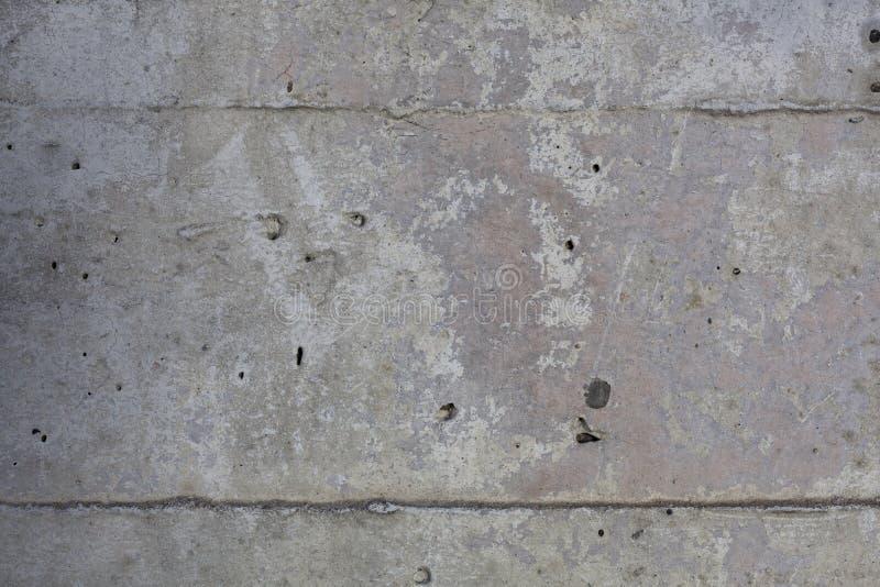 starzejąca się betonowa ściana Może używać jako tło fotografia royalty free