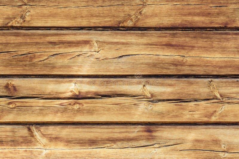 Starzejąca się drewniana tekstura, pusty drewniany tło obraz stock