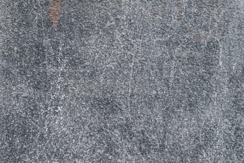 Starzejąca się grunge abstrakta betonu tekstura z wklęśnięciami obrazy royalty free