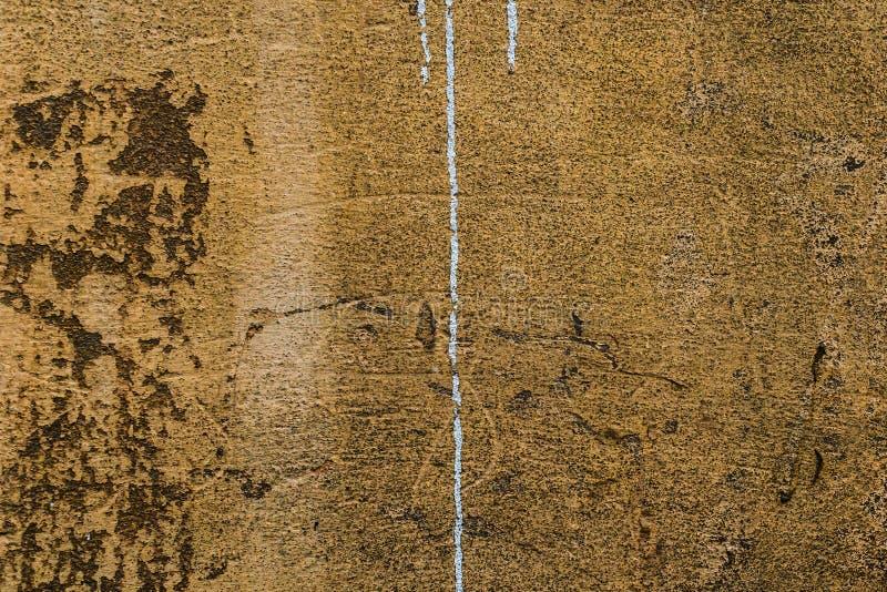 Starzejąca się grunge abstrakta betonu tekstura z wklęśnięciami obraz royalty free