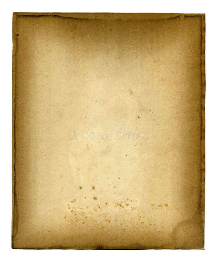 starzejący się antyka papieru real zdjęcia stock
