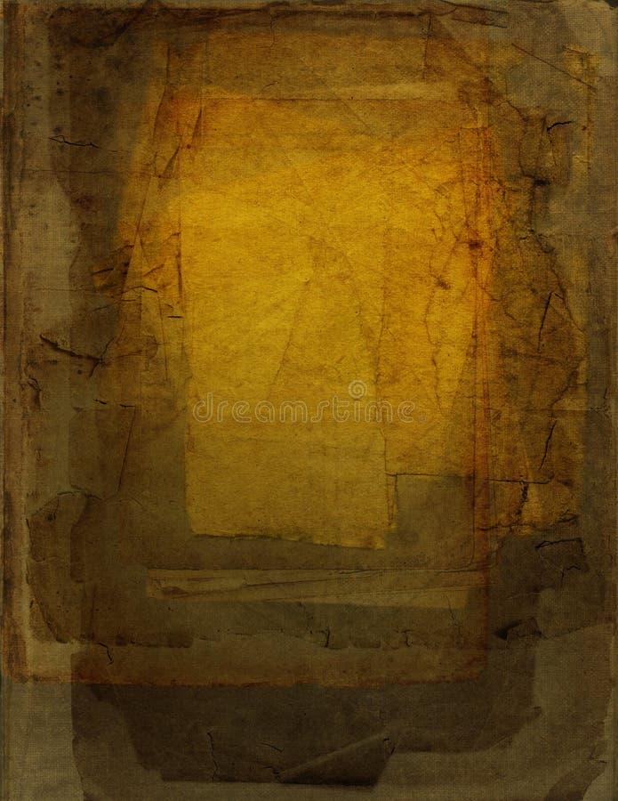 Starzejący Się Stary Papier Obrazy Royalty Free