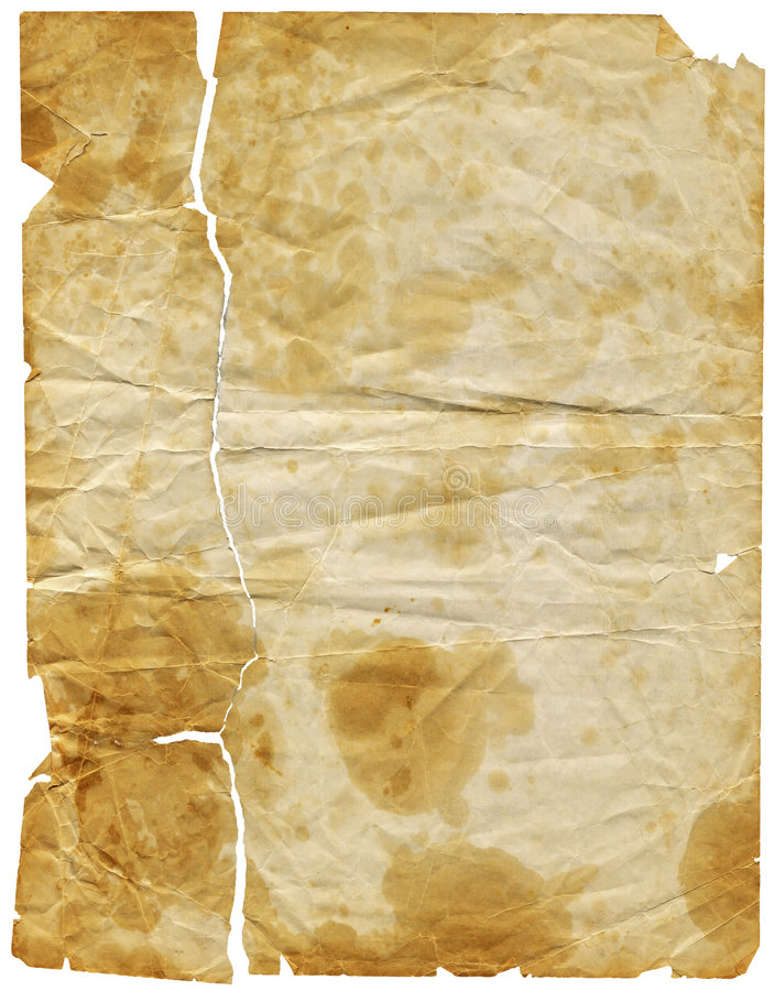 starzenie się 3 zawierać ścieżka papierowej zdjęcia royalty free