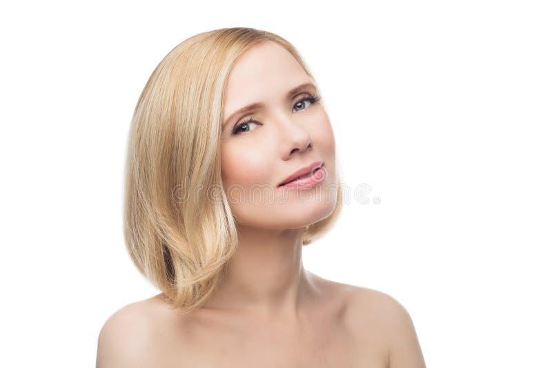 starzenie się piękna kobieta centralna zdjęcia royalty free