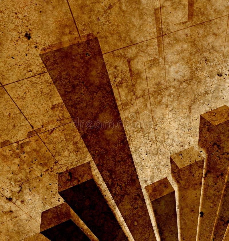 starzenie się tło finansowe mapa zdjęcie royalty free