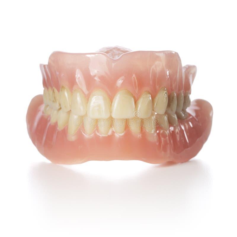 Starzy Dentures obrazy royalty free